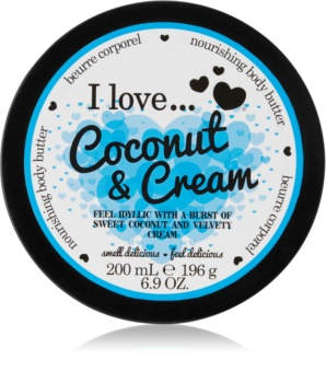 I love... Coconut & Cream Kropssmør