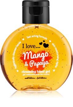 I love... Mango & Papaya gel detergente mani