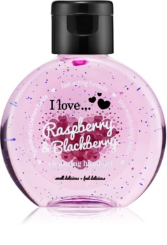 I love... Raspberry & Blackberry čistiaci gél na ruky