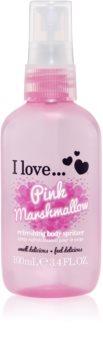 I love... Pink Marshmallow osviežujúci telový sprej