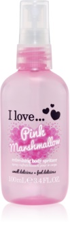 I love... Pink Marshmallow spray rafraîchissant corps