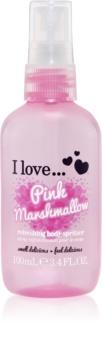 I love... Pink Marshmallow освіжаючий спрей для тіла