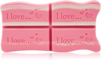 I love... Strawberry Cream Seife