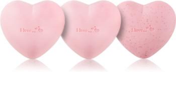 I love... Raspberry Ripple savon