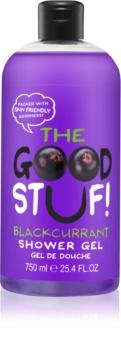 I love... The Good Stuff Blackcurrant gel de duș