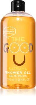 I love... The Good Stuff Satsuma felfrissítő tusfürdő gél