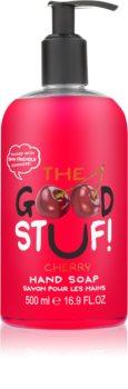 I love... The Good Stuff Cherry flüssige Seife für die Hände