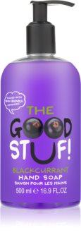 I love... The Good Stuff Blackcurrant Hand Soap