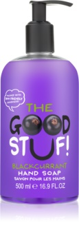 I love... The Good Stuff Blackcurrant sapone liquido per le mani