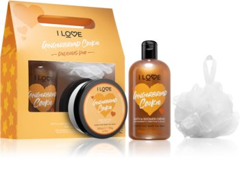 I love... Gingerbread Cookie Gift Set II. (for Shower)