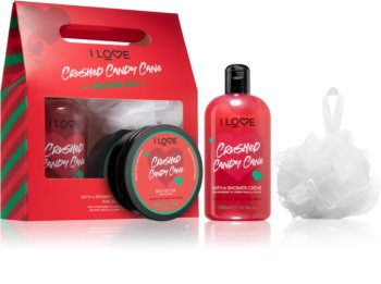 I love... Crushed Candy Cane Gift Set (for Body)