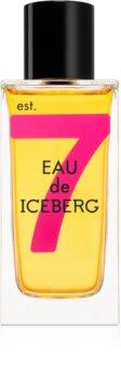 Iceberg Eau de Iceberg Wild Rose Eau de Toilette pour femme