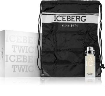 Iceberg Twice pour Homme darilni set II. za moške