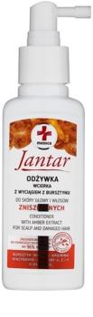 Ideepharm Medica Jantar Herstellende Conditioner in Spray  voor Beschadigd Haar