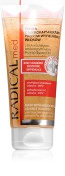 Ideepharm Radical Med Anti Hair Loss regeneráló maszk hajhullás ellen