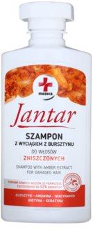 Ideepharm Medica Jantar Schampo för skadat hår