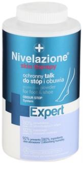 Ideepharm Nivelazione Expert zásyp na nohy a do topánok proti zápachu a poteniu