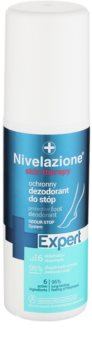 Ideepharm Nivelazione Expert освежающий дезодорант-спрей для ног