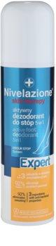 Ideepharm Nivelazione Expert déodorant actif pieds 5 en 1 en spray