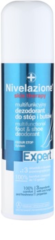 Ideepharm Nivelazione Expert déodorant en spray pieds et chaussures