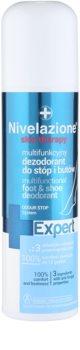 Ideepharm Nivelazione Expert desodorizante em spray para pés e sapatos
