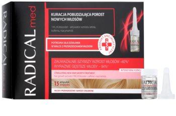 Ideepharm Radical Med засіб для стимулювання росту нового волосся