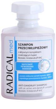 Ideepharm Radical Med Anti-Dandruff Hilsettä Ehkäisevä Hiustenpesuaine