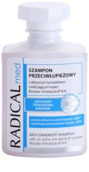 Ideepharm Radical Med Anti-Dandruff шампунь против перхоти