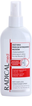 Ideepharm Radical Med Anti Hair Loss acondicionador en spray anticaída del cabello