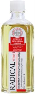 Ideepharm Radical Med Anti Hair Loss koncentrátum hajhullás ellen