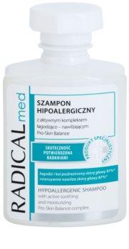 Ideepharm Radical Med Psoriasis hypoalergenní šampon pro vlasou pokožku s lupénkou