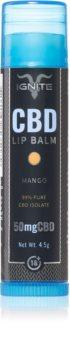 Ignite CBD Mango 50mg baume à lèvres