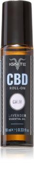 Ignite CBD Lavender 1000mg esenciální vonný olej roll-on