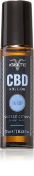 Ignite CBD Subtle Citrus 1000mg esenciální vonný olej roll-on