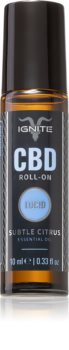 Ignite CBD Subtle Citrus 1000mg olio essenziale profumato roll-on