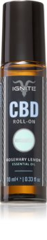 Ignite CBD Rosemary Lemon 1000mg essential oil Roll - On