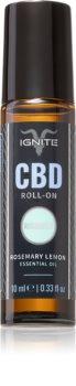 Ignite CBD Rosemary Lemon 1000mg olejek eteryczny roll-on