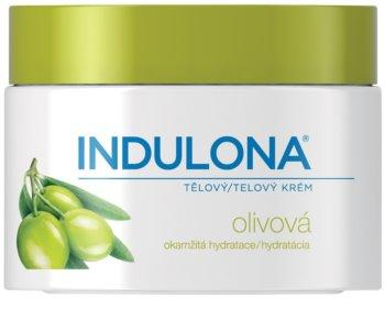 Indulona Olive зволожуючий крем для тіла з оливковою олією