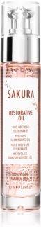 Inebrya Sakura Regenerating Oil for Shiny and Soft Hair