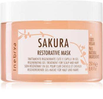 Inebrya Sakura regenerační maska na vlasy