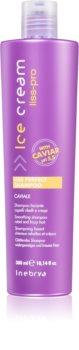 Inebrya Liss-Pro vyhlazující šampon pro nepoddajné a krepatějící se vlasy
