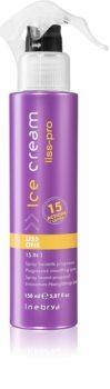 Inebrya Liss-Pro uhlazující sprej pro nepoddajné a krepatějící se vlasy
