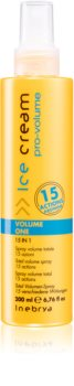 Inebrya Pro-Volume Multipurpose Hair Spray for Volume and Shine