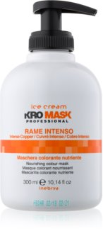 Inebrya Ice Cream KroMask maska na vlasy pro zvýraznění barvy vlasů