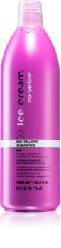Inebrya No-Yellow шампунь для нейтралізації жовтизни