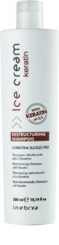Inebrya Keratin Restructuring Shampoo  met Keratine