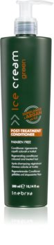 Inebrya Green Regenerating Conditioner For Damaged And Colored Hair