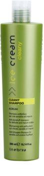 Inebrya Cleany shampoo antiforfora per cuoi capelluti sensibili