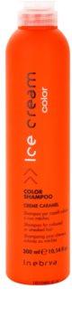 Inebrya Color šampón pre farbené a melírované vlasy