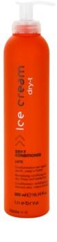 Inebrya Dry-T Elvyttävä Hoitoaine Kuiville Ja Vaurioituneille Hiuksille
